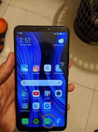Xiaomi mi Max 2 plus cambio