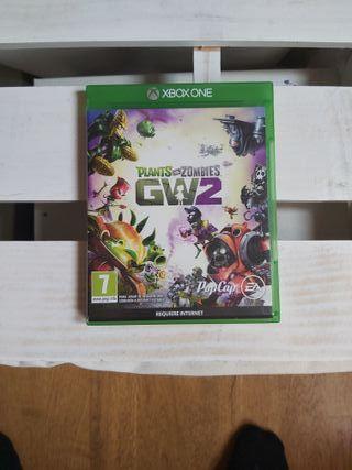 Plants va Zombies Garden Warfare 2 Xbox One
