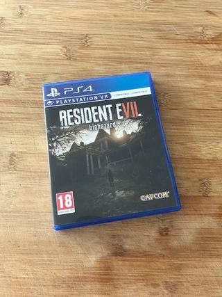 Resident Evil VII Playstation 4