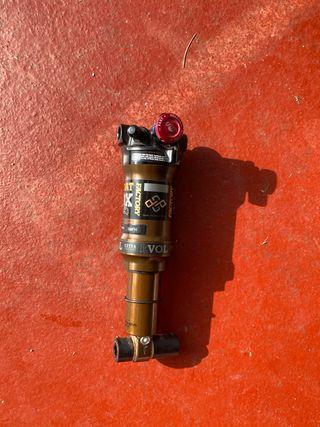 Amortiguador dps 100mm trek top fuel