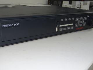 GRABADORA CIRCUITO CERRADO TV (CCTV)