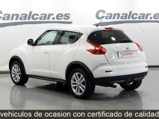 Nissan Juke 1.6 Tekna Premium CVT 117 CV AUTOMÁTICO