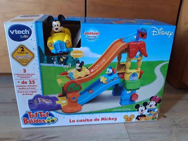 la casita de Mickey Vtech baby