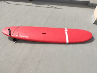 tabla de surf decathlon tribord 8,6 longboard
