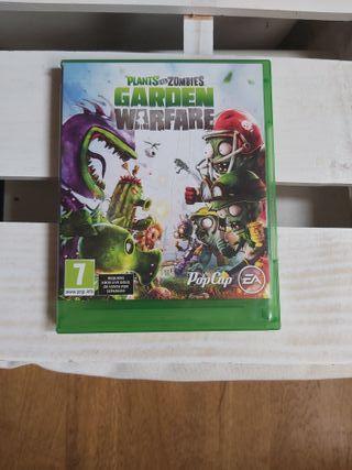 Plants va Zombies Garden Warfare Xbox One