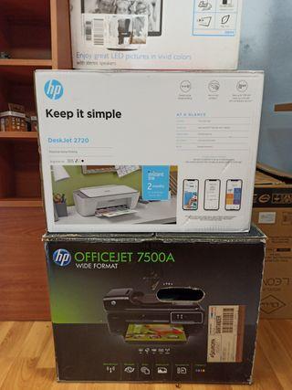 Impresora HP DeskJet 2720
