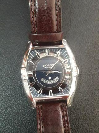 reloj fossil automático .