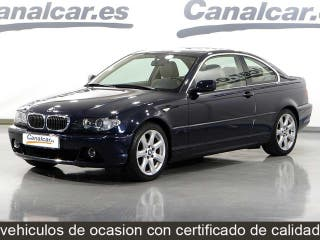 BMW Serie 3 Ci coupé