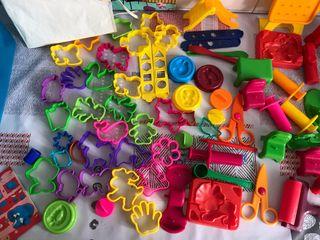 Maletín utensilios para plastilinas