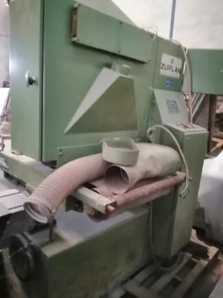 Máquinas de carpintería