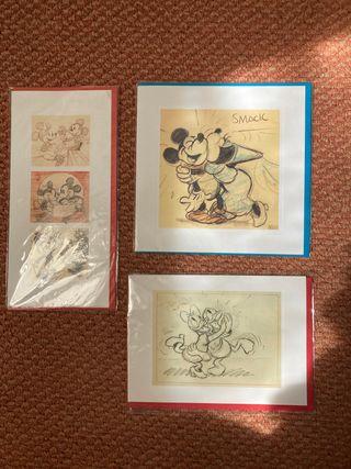 Postales Disney
