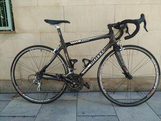 Bici Carretera Carbono Talla S/49