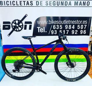 Bicicleta Scott scale 920 carbón 29