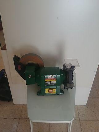 Amoladora de banco combimada RX150.