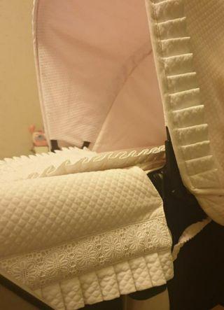 vestidura completa :fundas capazo+capota bugaboo