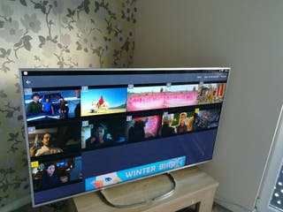 Panasonic tx 65 inch 4k smart tv