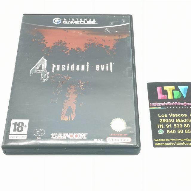 Resident Evil 4 GC