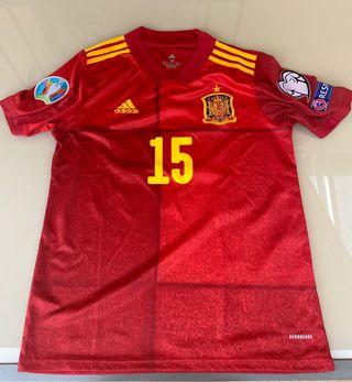 Camisetas Eurocopa España Nueva con etiquetas