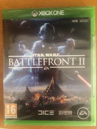 Star Wars battlefront II para xbox one