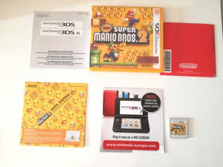 New Super Mario Bross 2 Nintendo 3ds