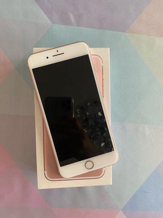 Iphone 7 Plus 128 gb Oro Rosa