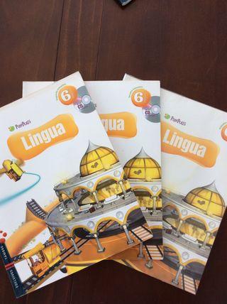 Libros Lingua Galega 6º Primaria