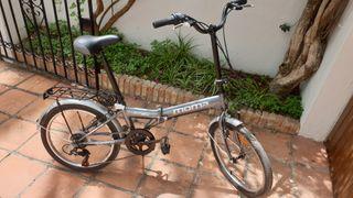 """Bicicleta plegable Moma Street 20"""", nueva"""