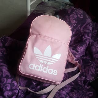 Pink Adidas Backpack/ School Bag