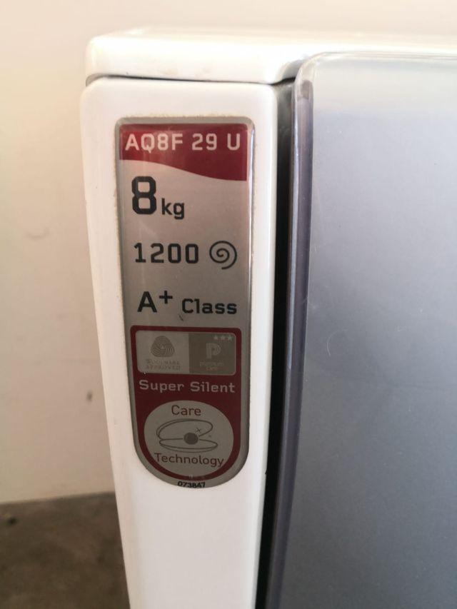 Lavadora Hotpoint 8KG