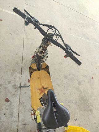 patinete eléctrico 2100w