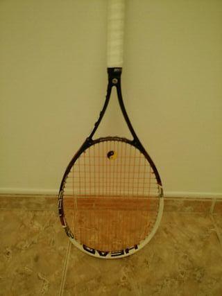 Encordado de raquetas de tenis