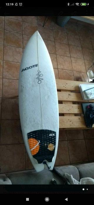 Tabla de surf 5'8 Polivalente