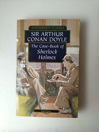Libro Sherlock Holmes en inglés