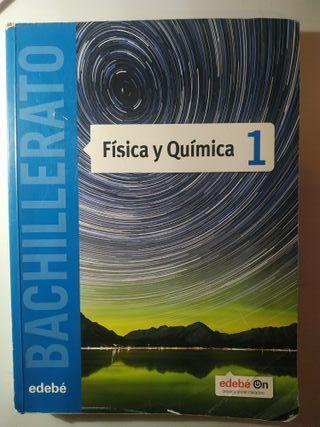 Física y Química 1 bachillerato ISBN:9788468320595
