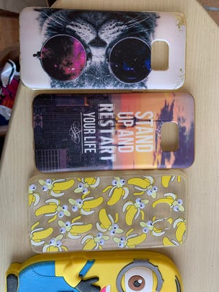 Fundas samsung galaxy s7 edge!