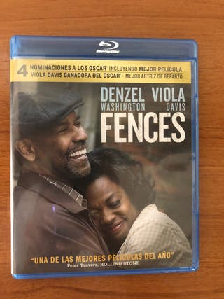 Bluray fences