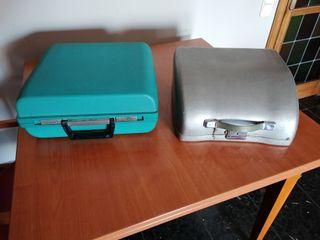 Máquinas escribir Olivetti y Olympia
