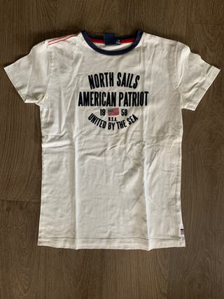 camiseta north sails