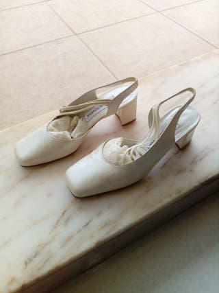 zapatos fiesta o novia