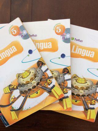 Libros Lingua Galega 5º Primaria