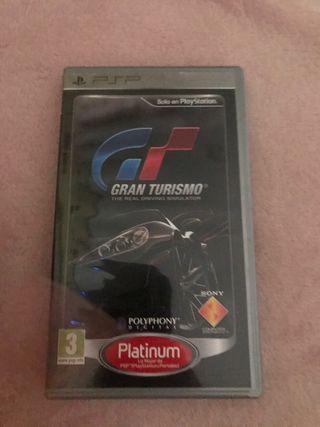 Juego PSP