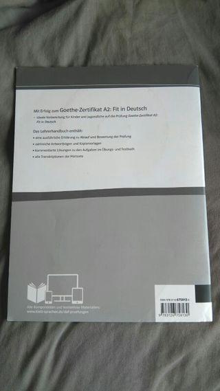 Solucionario alemán Goethe-Zertifikat A2