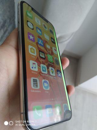 IPhone XS, Color Silver (Plata), Libre y 64GB