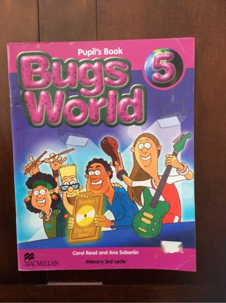 Bugs World 5º Primaria