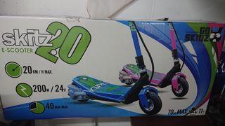 patinete eléctrico para niños de 11 años