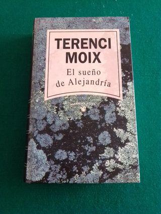 """""""El sueño de Alejandría"""" Terenci Moix"""