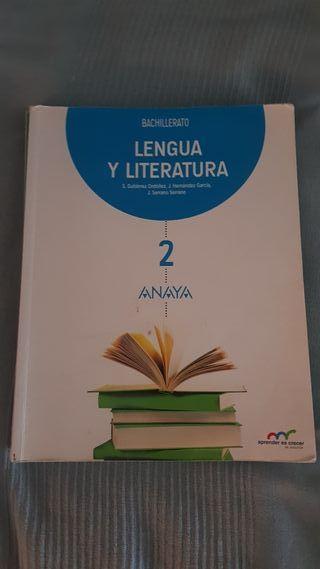 Lengua y Literatura Castellana 2 BTX