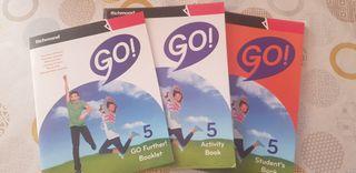 Libros de inglés 5° primaria
