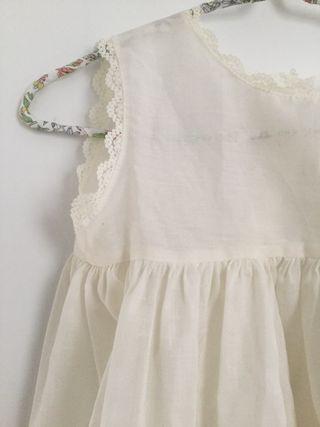 Vestido ceremonia (Talla U)