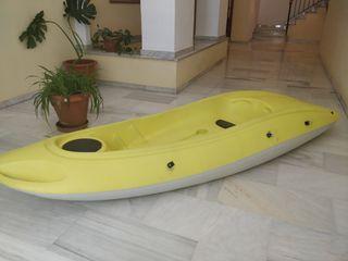 Kayak + equipación completa
